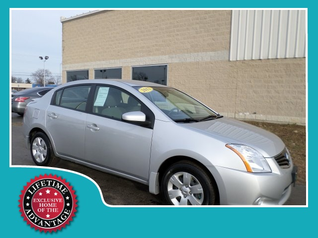 Certified Used Nissan Sentra 2.0