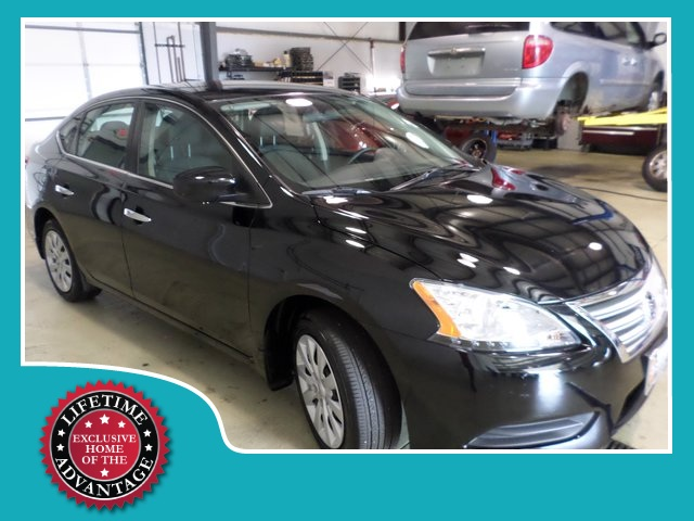 Certified Used Nissan Sentra FE+ S