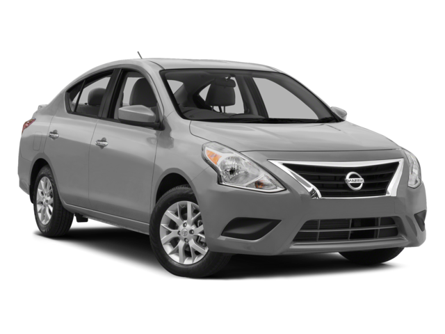 New Nissan Versa S Plus